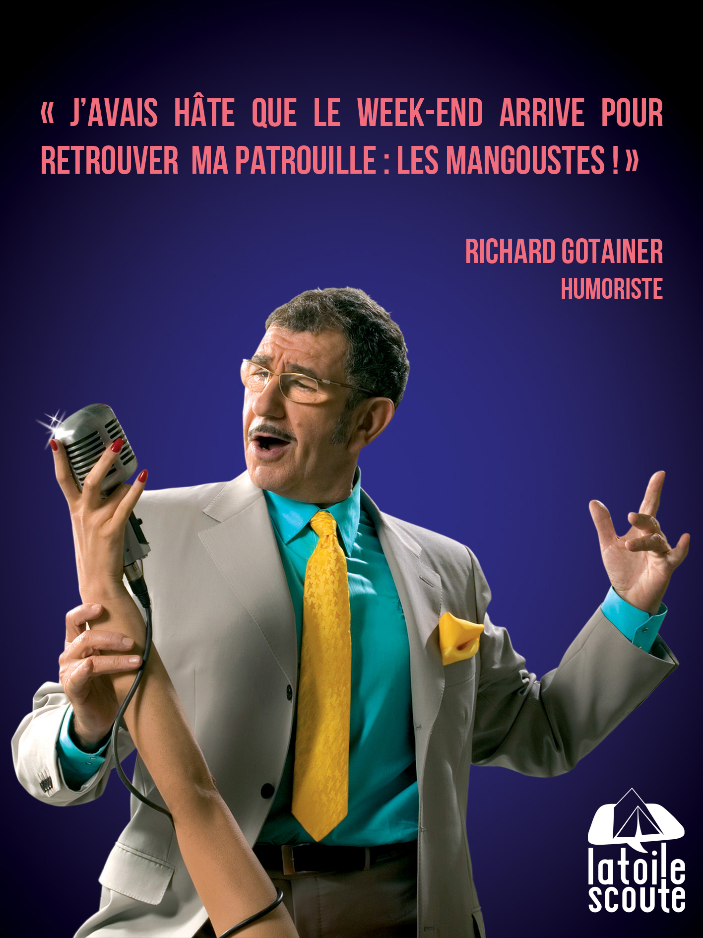 richard gotainer gratuit