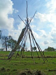 rsf91 prevention autonomie et survivalisme construire un tipi. Black Bedroom Furniture Sets. Home Design Ideas